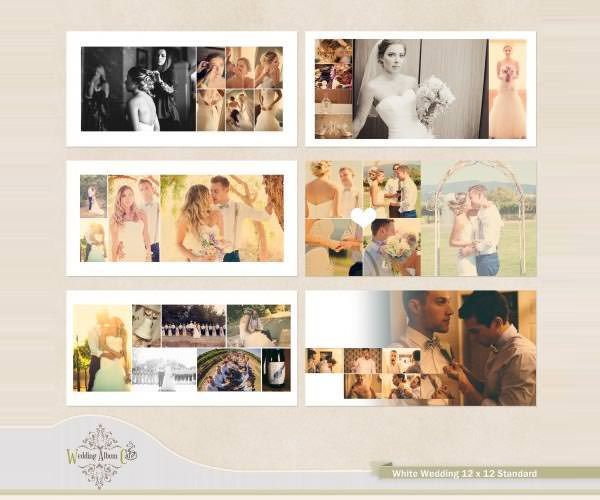 Wedding Album Design Template 57 Free Psd Indesign Format