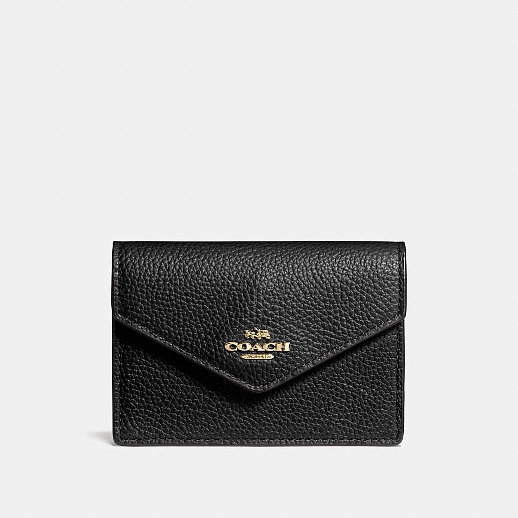 Envelope Card Case | Coach | Currently Coveting | Pinterest | Card ...