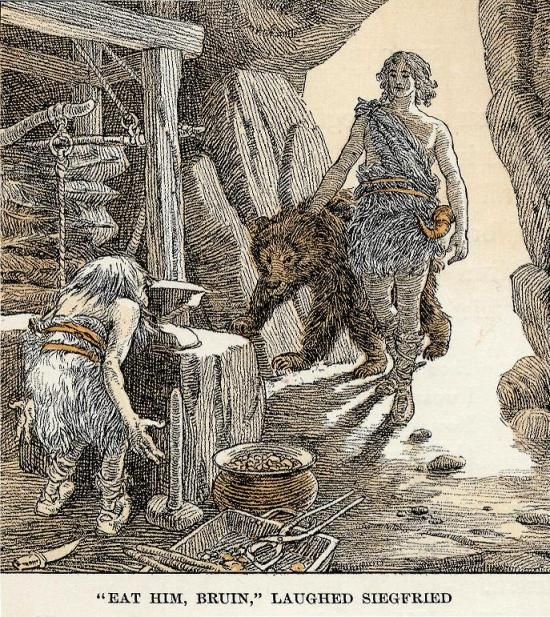 Classic Illustrations Illustration Mythology Art Art History