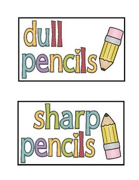 sharpened and unsharpened pencil clipart - Clip Art Library