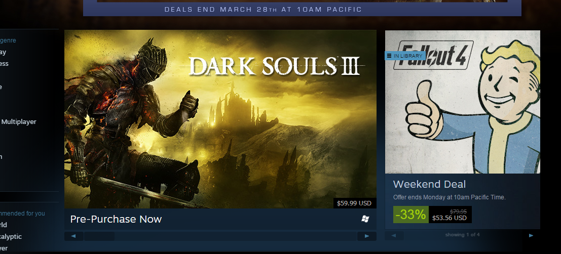 Vault Boy And Dark Souls Guy Are Giving Each Other The Thumbs Up R Gaming Dark Souls Dark Vault Boy