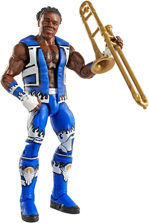 WWE Elite Figure, Xavier Woods Toys & Games