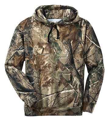 Realtree AP Camo Long Sleeve Crewneck Sweathshirt S-3XL