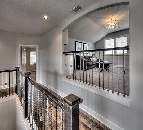 Bickimer Homes I Kansas City Home Builder Interiors Gallery Home