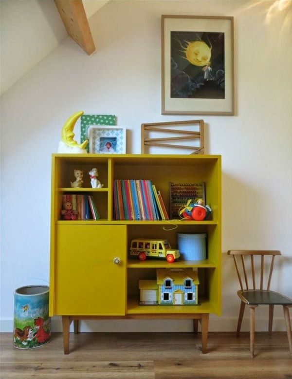 Alte m bel neu gestalten und auf eine tolle art und weise - Kinderzimmer neu gestalten ...