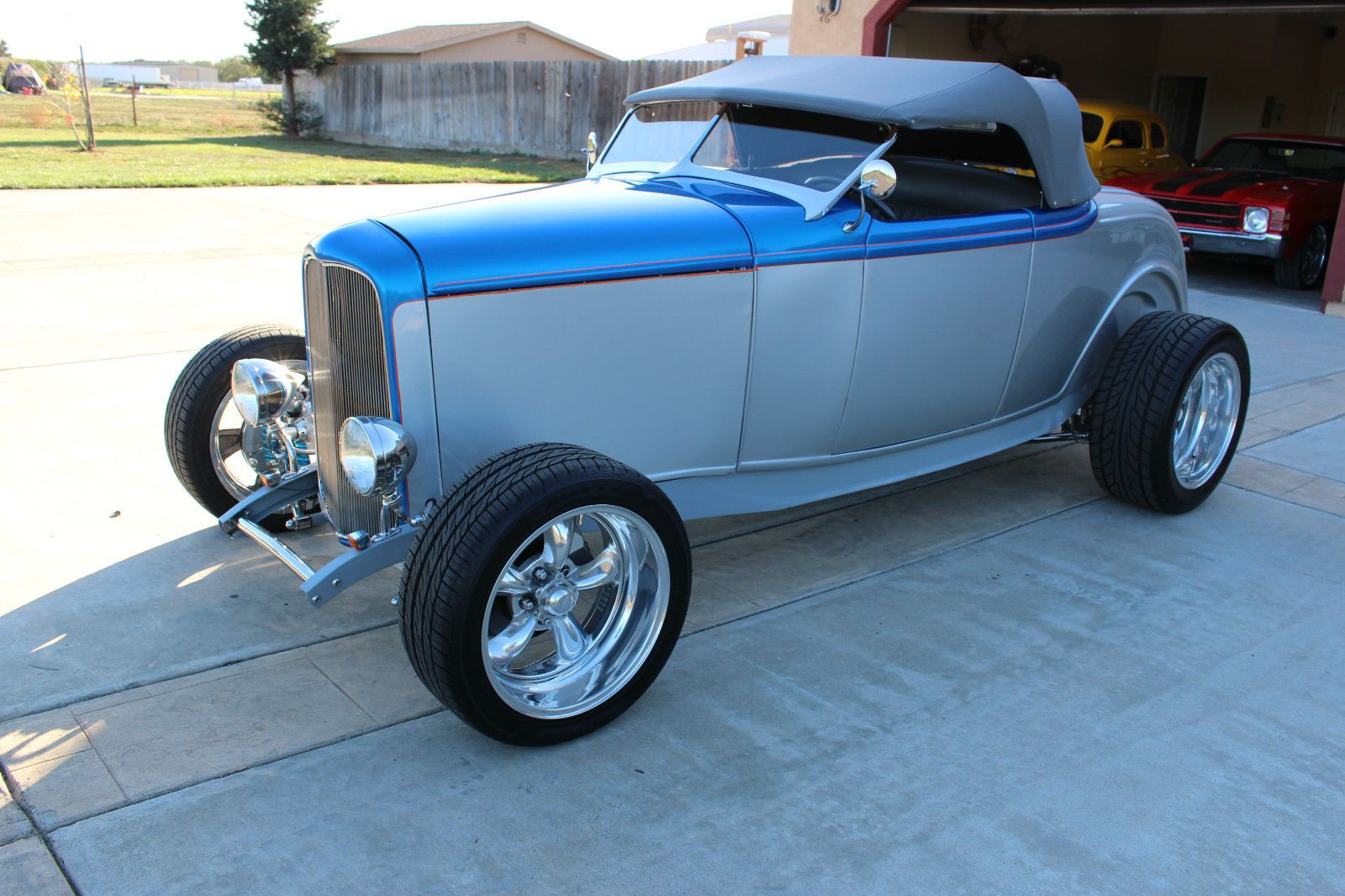 Deuce 1932 Ford Roadster Convertible Hot rod | Hot rods for sale ...
