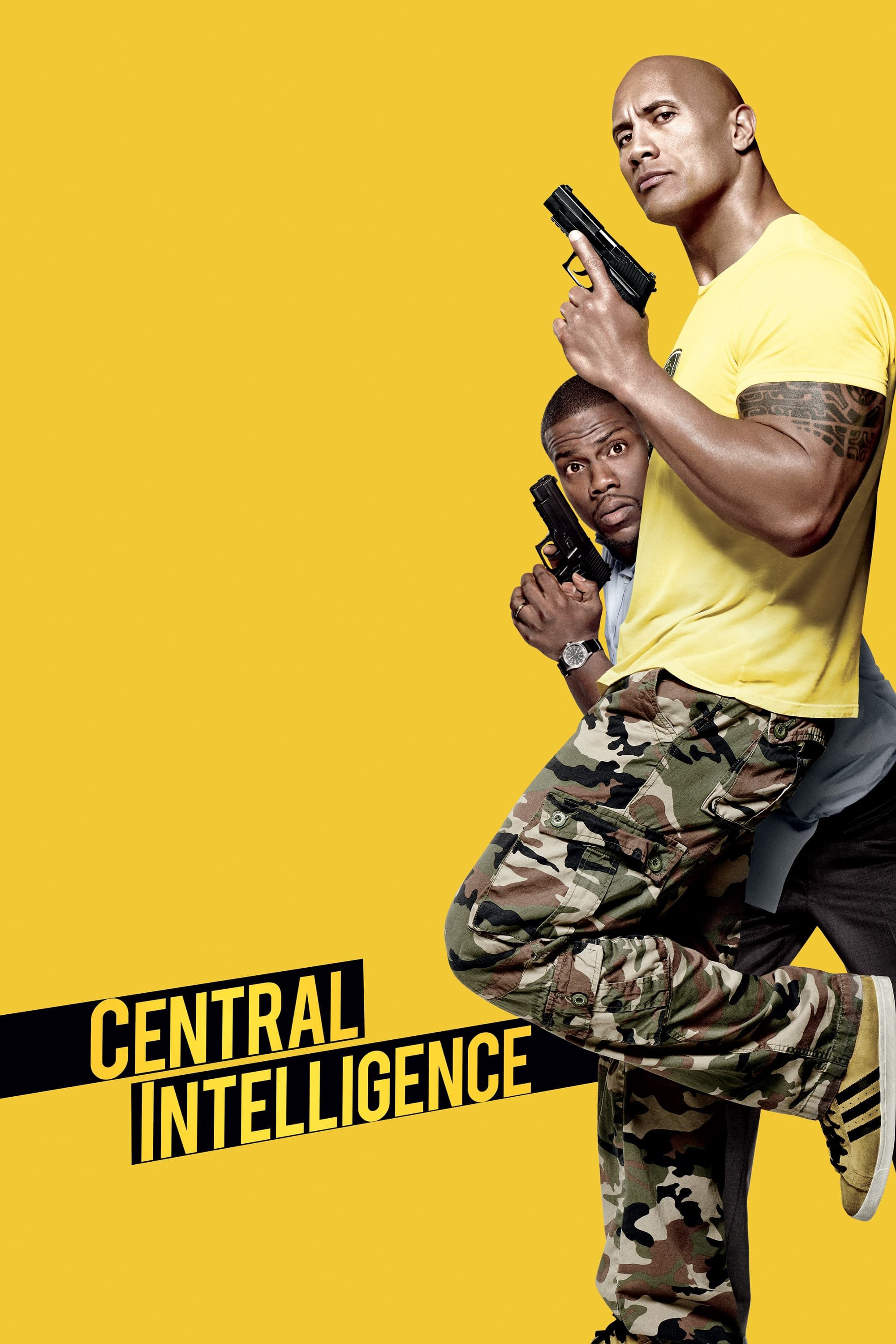 Central Intelligence (2016) Full Movie (BluRay Quality