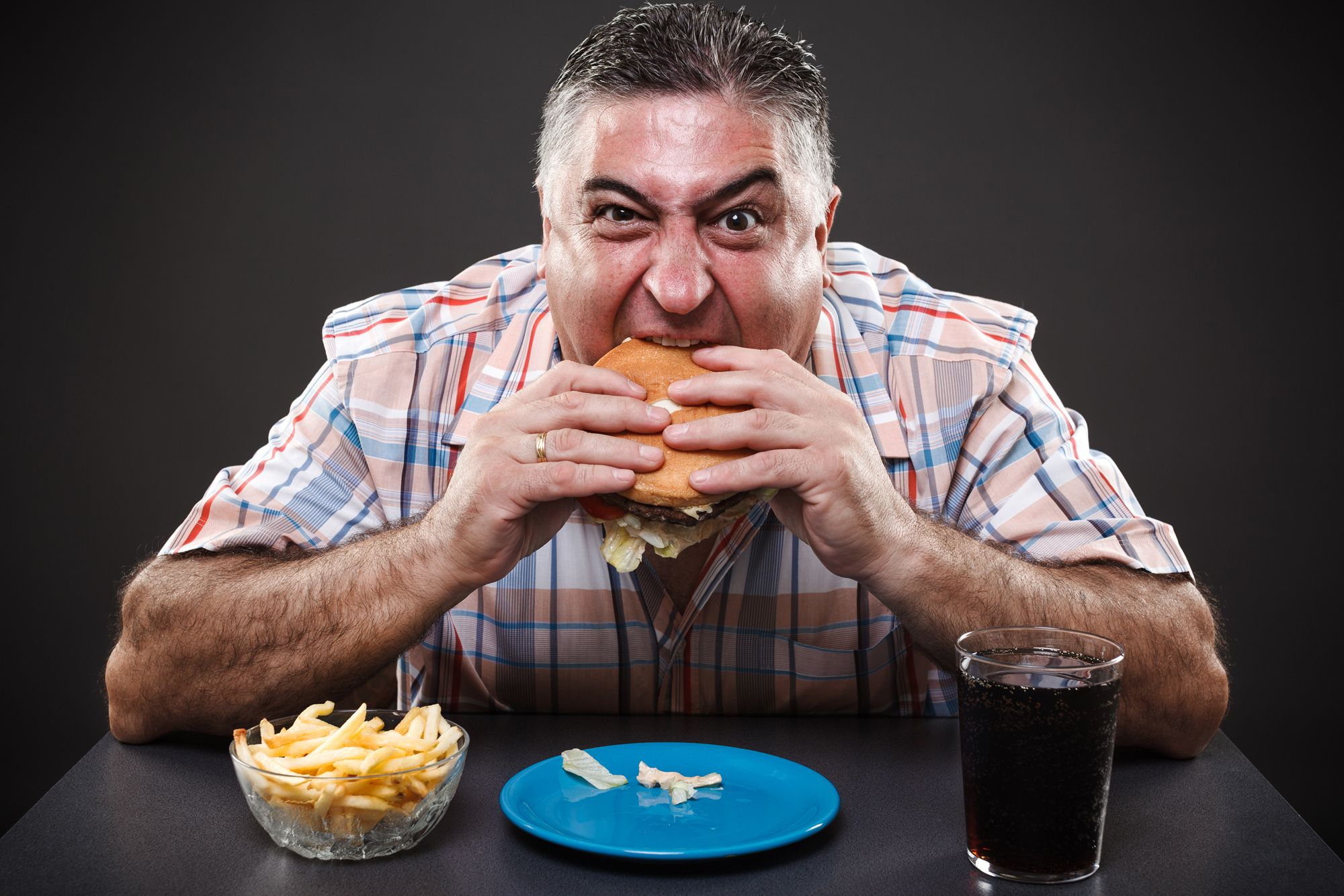The eating mistake that doubles your chance of being a fattie | New York Post