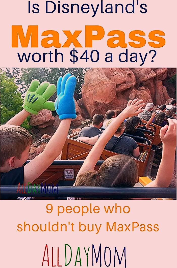 Photo of Is Disneyland's MaxPass worth $80 a day? Not for these 9 people!