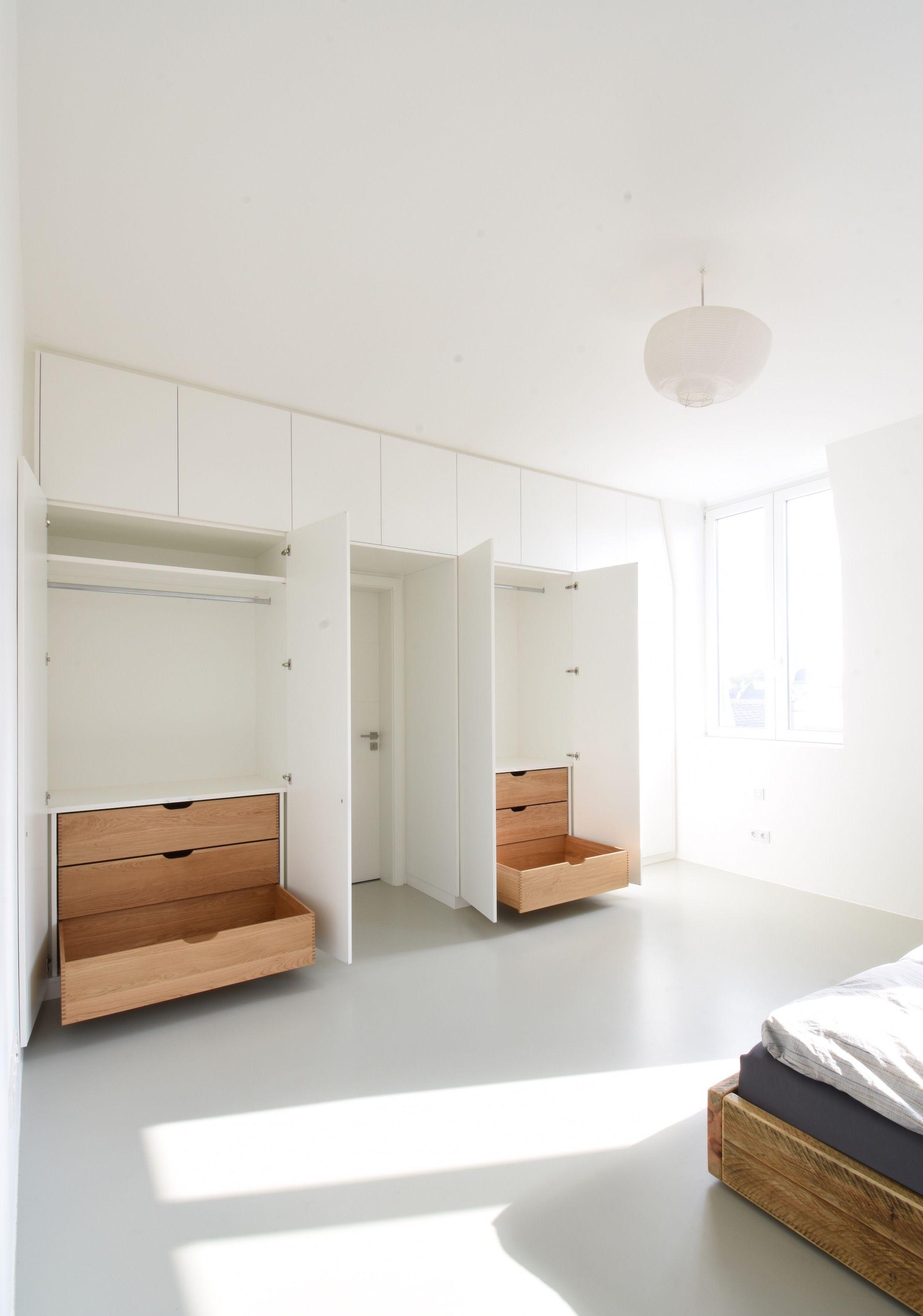 Schlafzimmereinbauschrank In 2020 Einbauschrank Kleiderschrank Nach Mass Zimmer