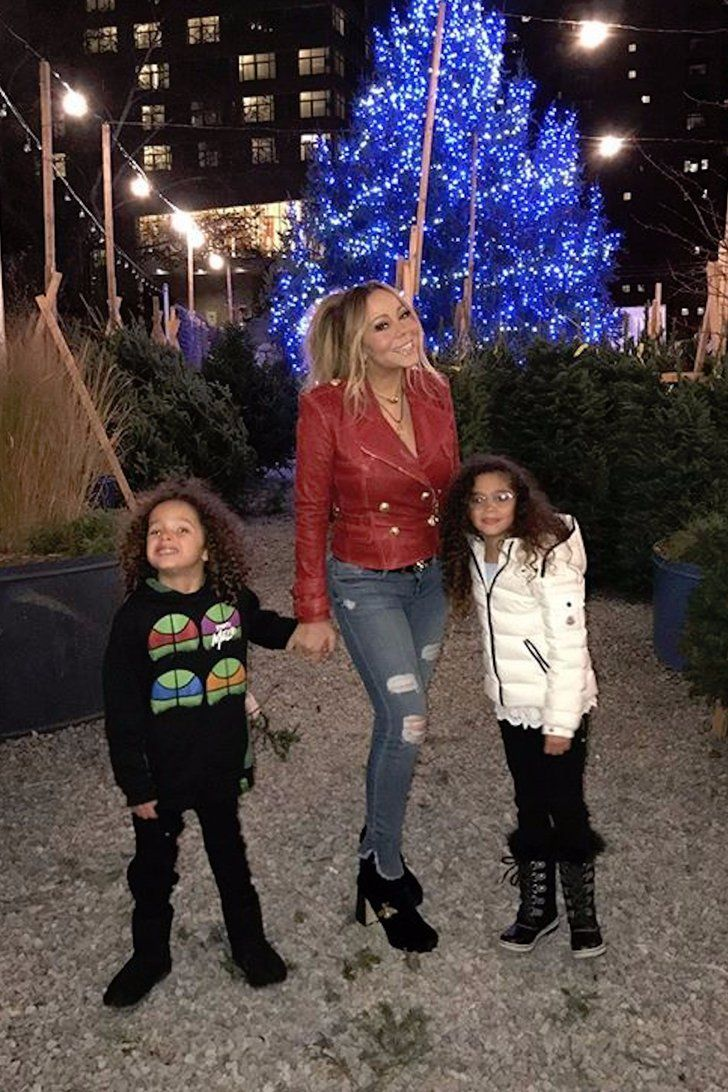 queen of christmas mariah carey has found her tree so we can all start celebrating now - When Did We Start Celebrating Christmas