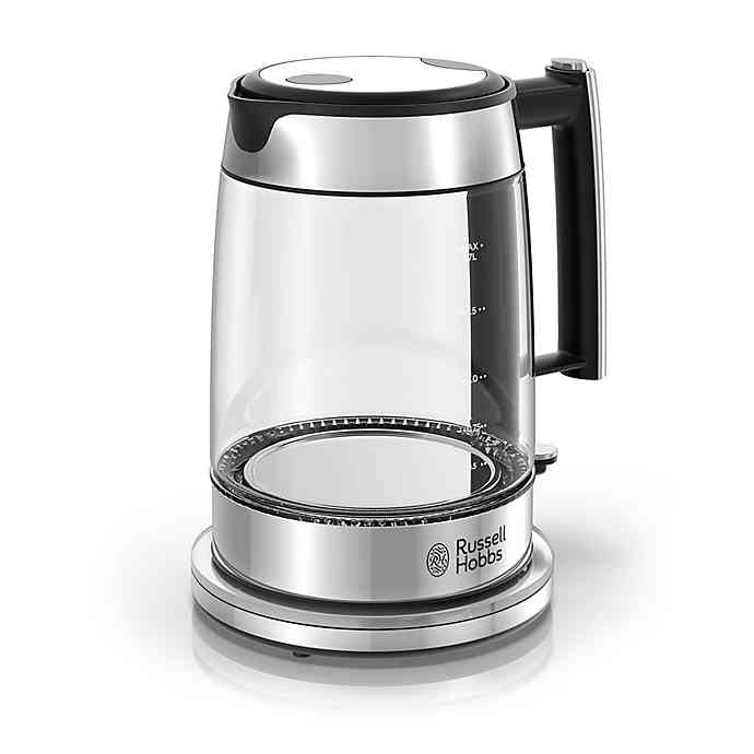 Russell Hobbs 1 7 Liter Glass Electric Kettle Electric Kettle