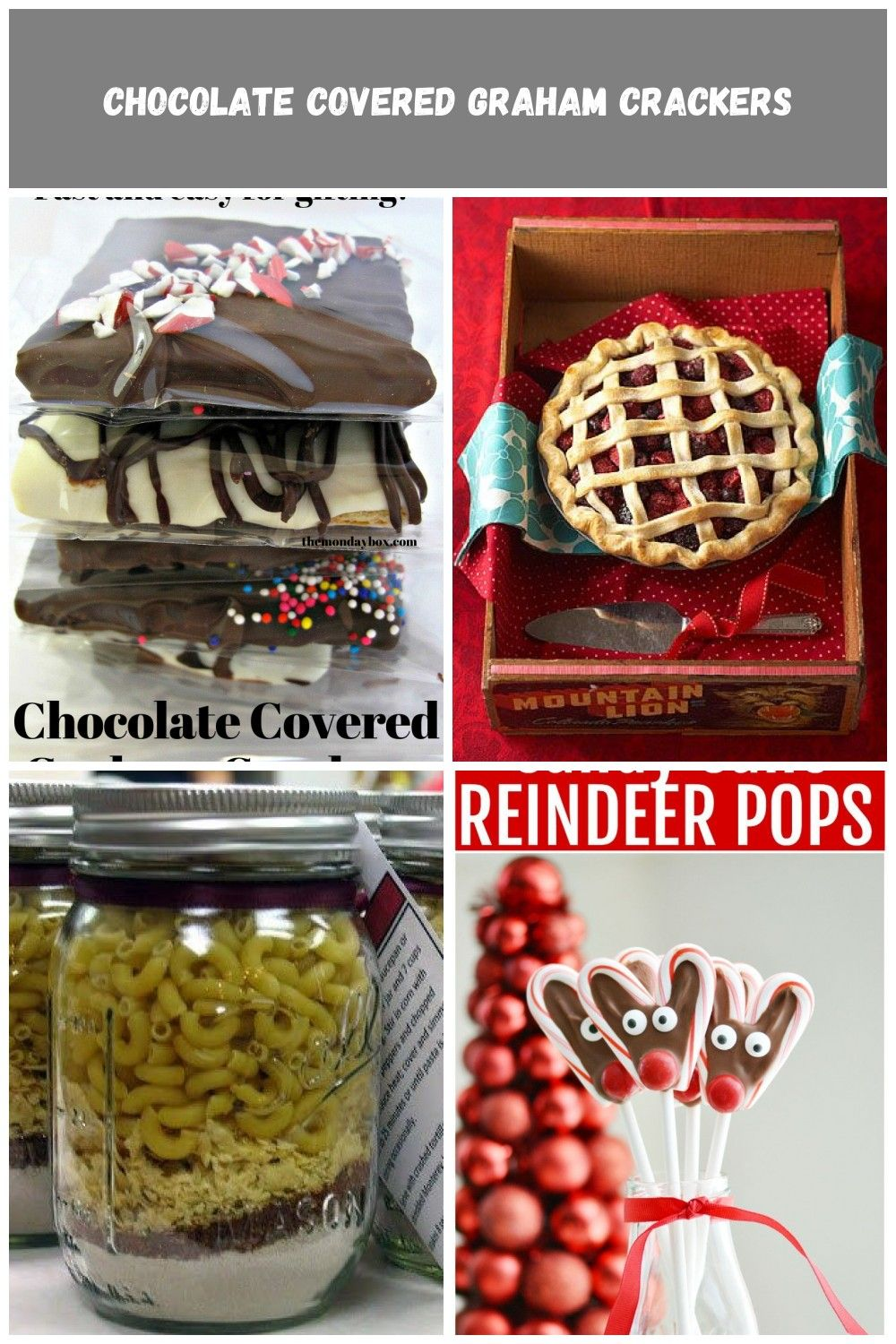 Homemade Chocolate Covered Graham Crackers are fast and easy to make Wonderful for holiday munching cookie exchanges and gifting food gifts Chocolate Covered Graham Crack...