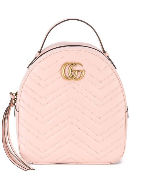 a8f445c63122 GUCCI GG marmont quilted backpack.  gucci  bags  leather  backpacks ...