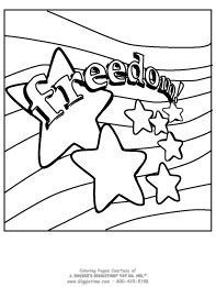 patriotic coloring pages - Patriotic Coloring Pages