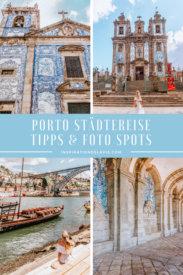 Porto Instagram Spots – Foto Locations und Reisetipps für deinen Städtetrip