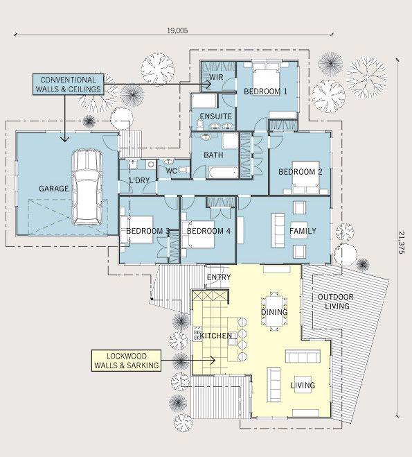 Plans Lockwood Cashmere | House Design | Pinterest | House and Ranges