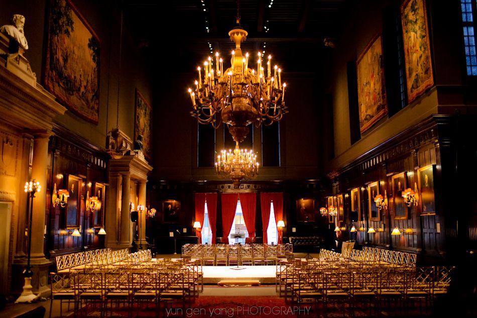 The Dream Ceremony Setup