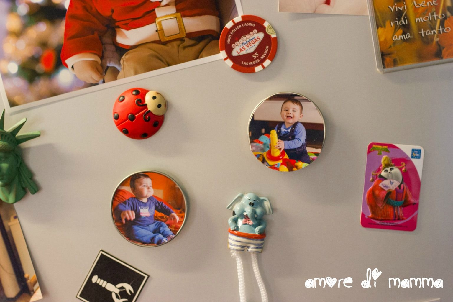 Bricolage Bambini ~ Calamite fai da te bambini con foto bambini foto e fai da te