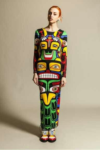 Jeremy Scott, Adidas, Totem inspired Collection