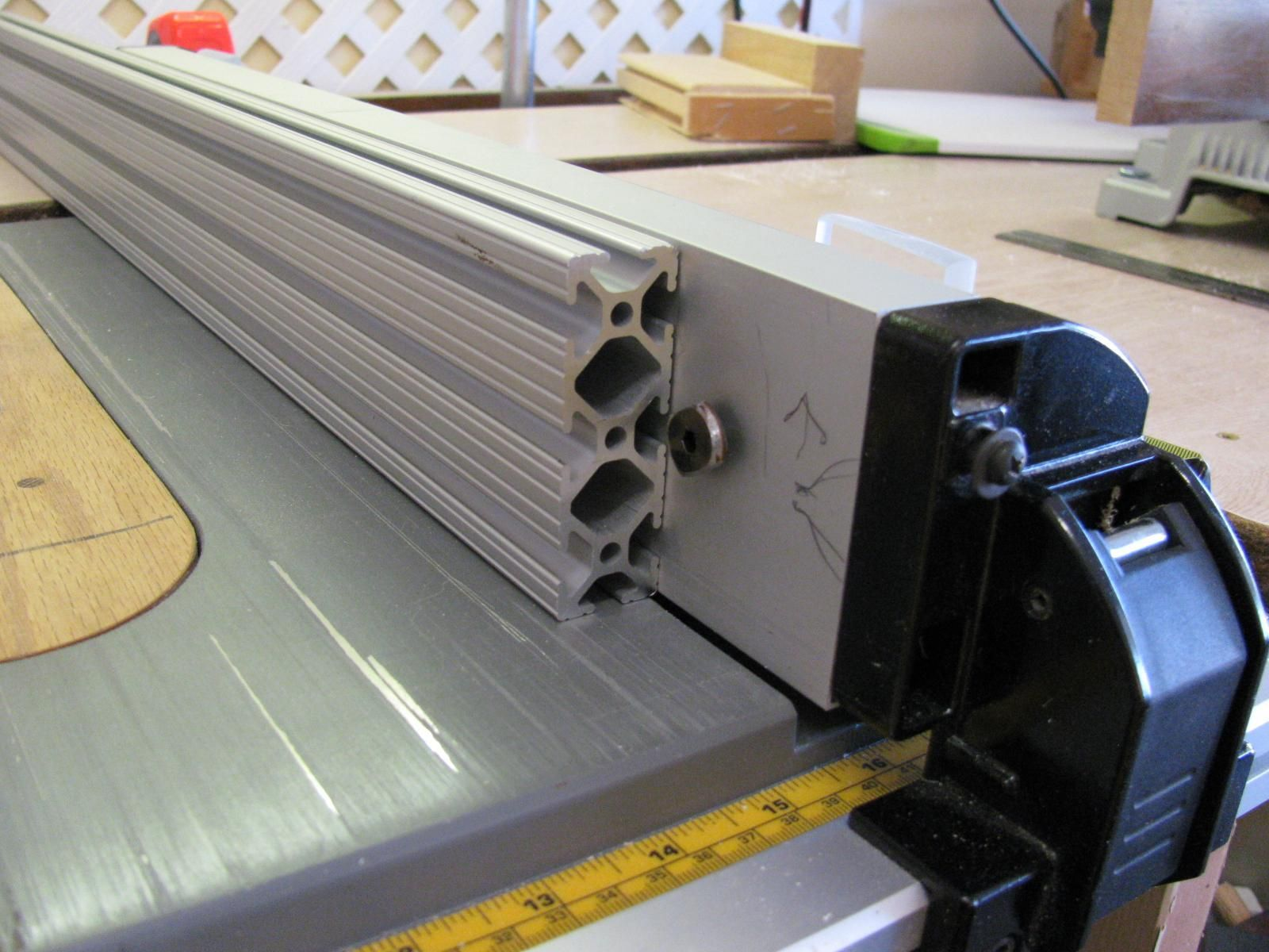Craftsman 089037009039 Table Saw Miter Gauge Rod Power Table