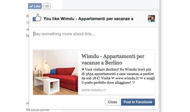 Do Facebook Page Like Posts Have A New Look?