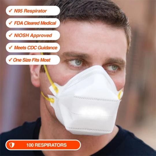 fda approved mask n95
