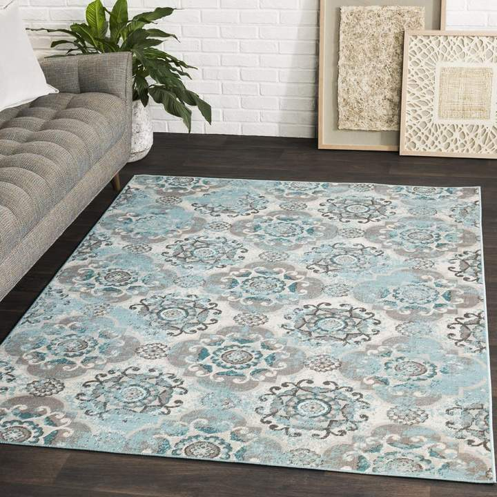 Ophelia Co Raquel Taupe Beige Area Rug With Images Area Rugs