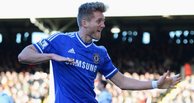 Andre Schurrle insists Chelsea have moved on from their setbacks