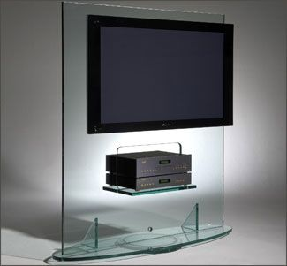 Round Lcd Gl Tv Stand Interesting Information About Stands