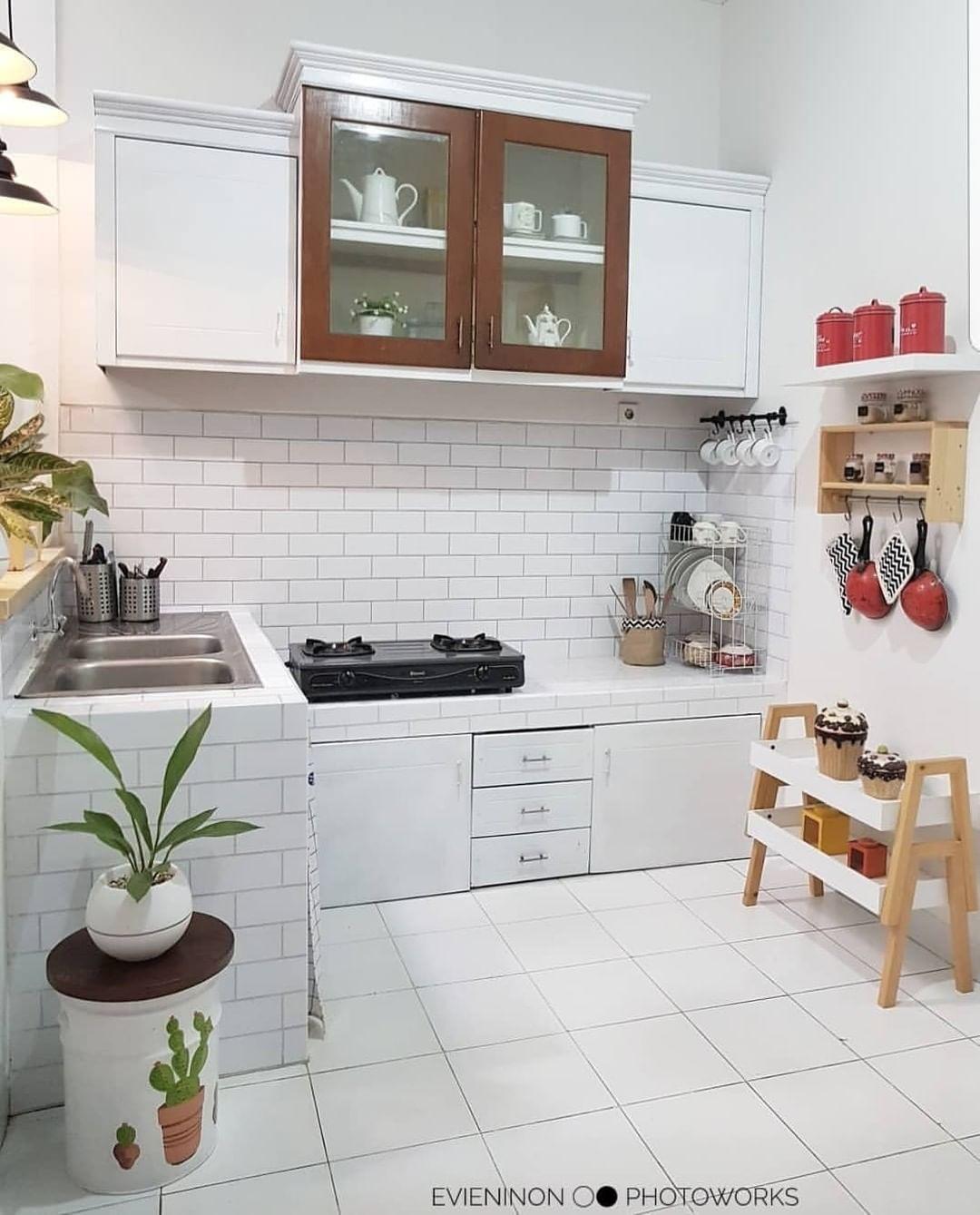 Inspirasi Dapur Cantik