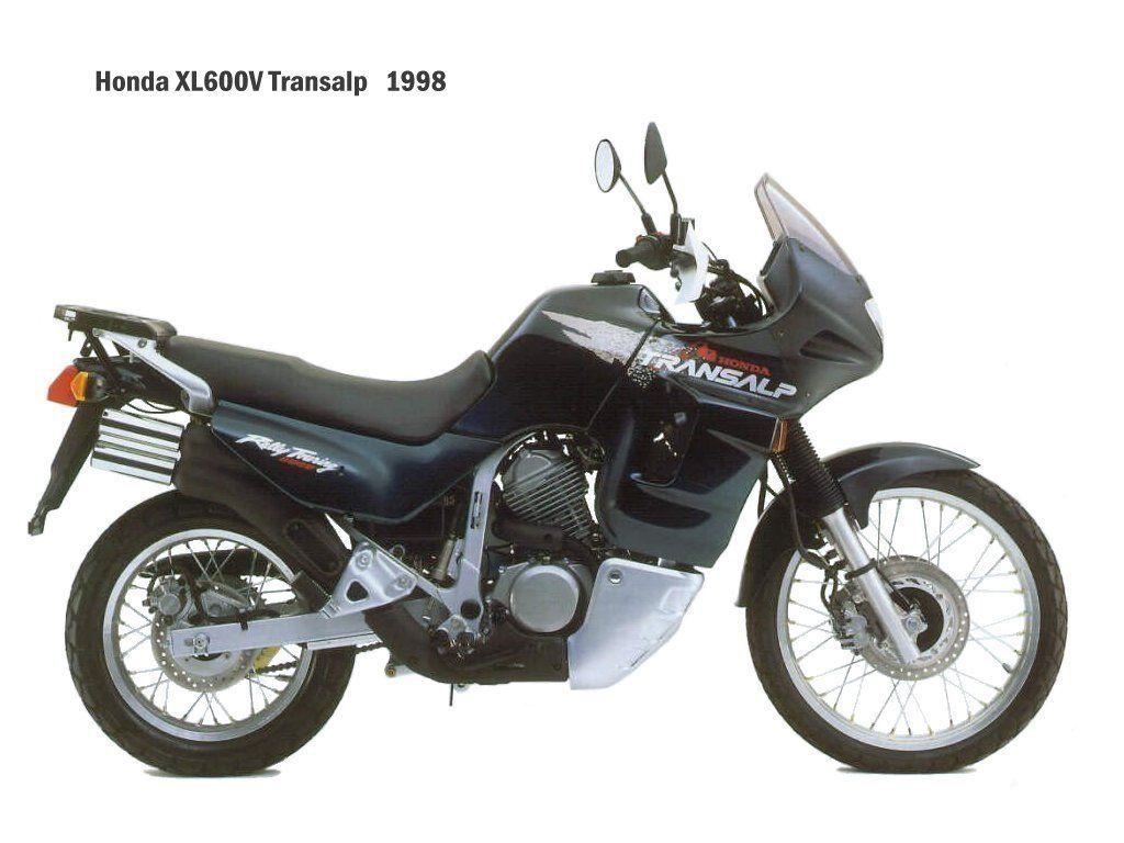 Honda Xl600v Transalp 1998