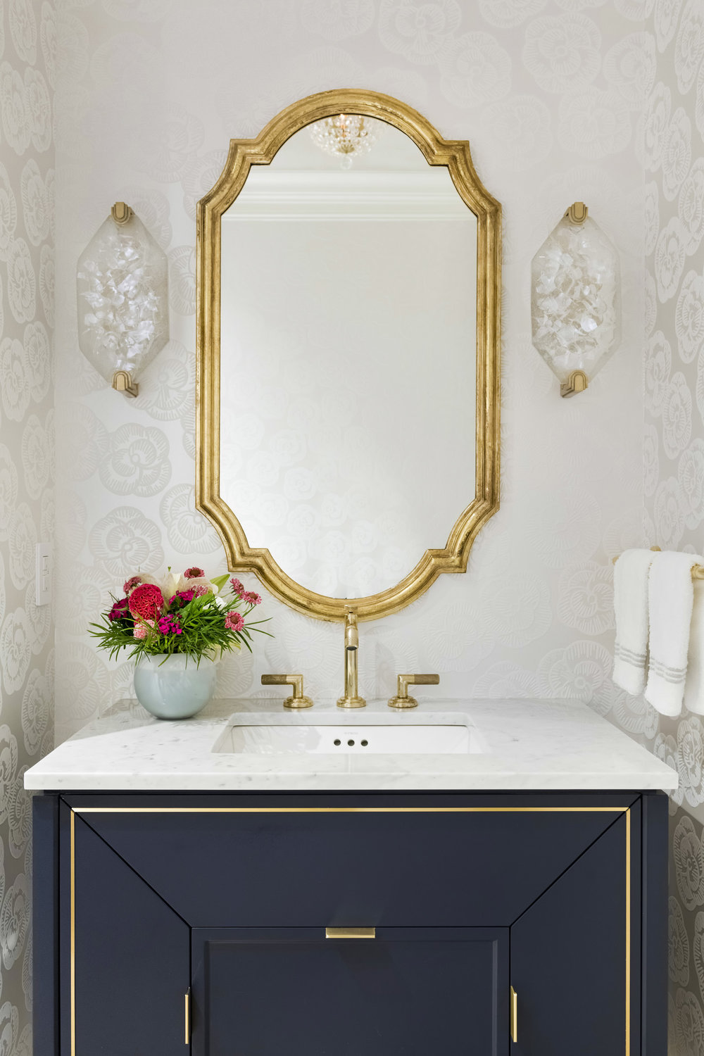 Photo of 21 brass bathroom fixtures you'll probably need