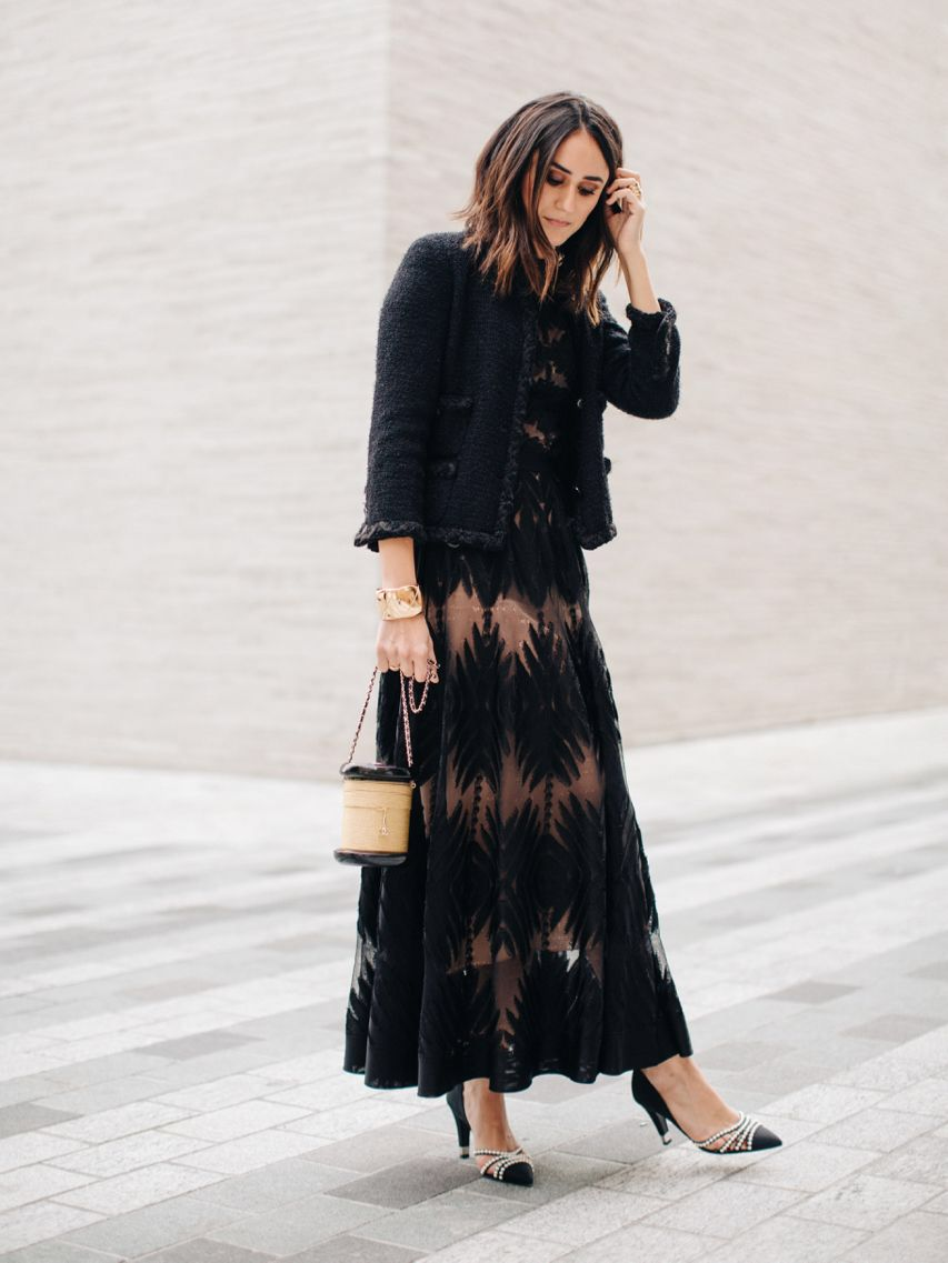 The Party Trend Every Fashionista Is Wearing