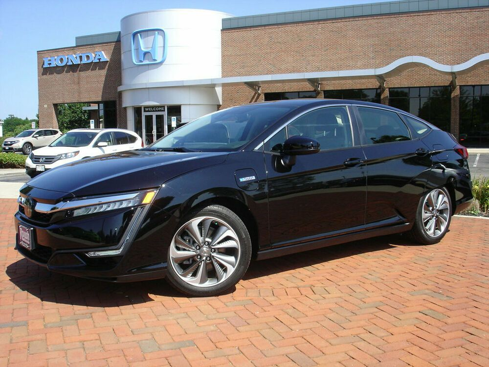 For 2018 Honda Clarity Plug In Hybrid Touring Sedan 7 500 Tax Credit All Electric Mode 50 Miles No Gas At 8 States Deal
