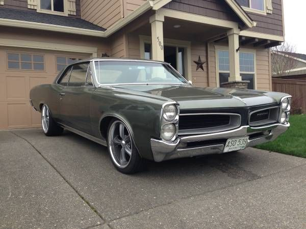 This 1966 Pontiac Lemans Is A Steal And Ready For Pro Touring Excellence Carhoots Pontiac Lemans Vintage Muscle Cars Muscle Cars