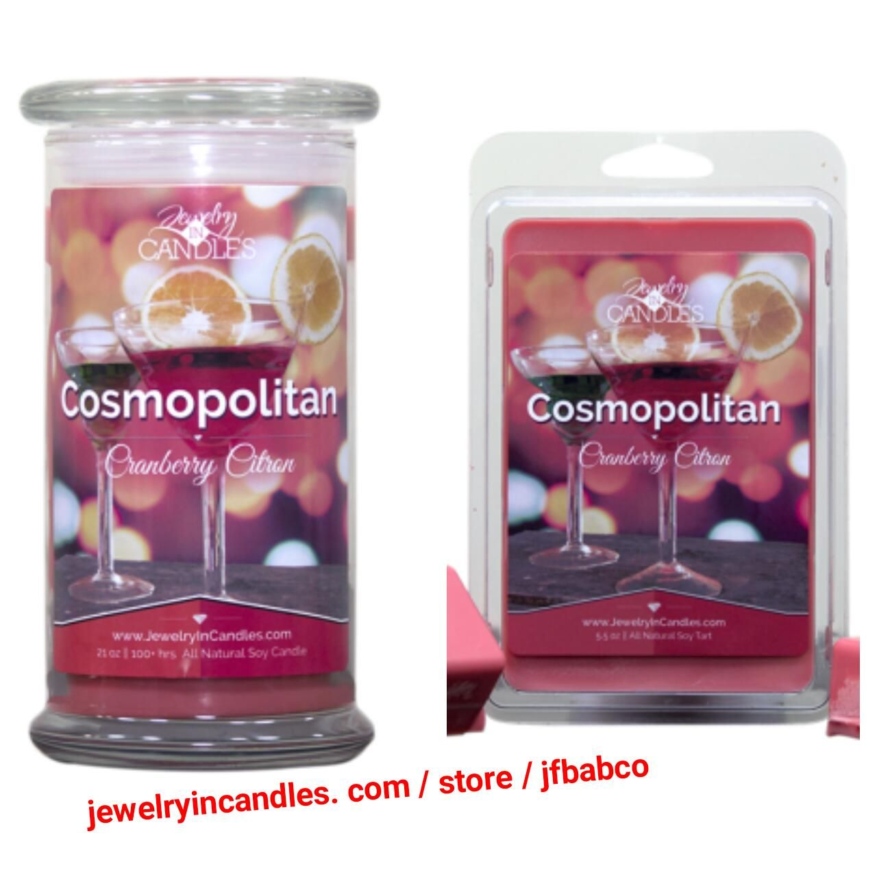 #ScentOfTheDay: A dear friend can't stop talking about #Cosmopolitan: #CranberryCitron. It combines lemon, pineapple & cranberries. She says orange is in there also. https://jewelryincandles.com/store/jfbabco