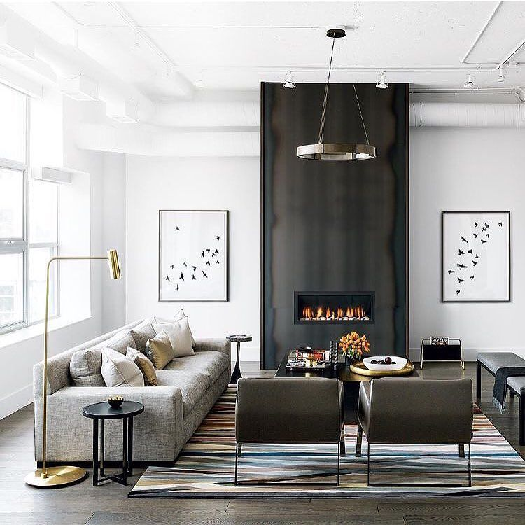 Decorating Ideas Unique Living Rooms: For Those Who Love Swoon-worthy Interiors With A Modern