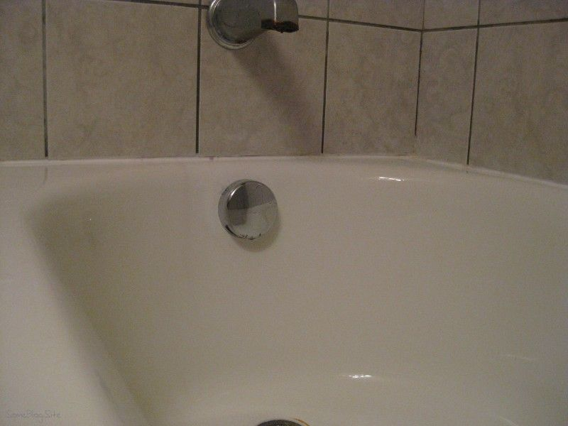 How To Get Rid Of Rust Around Tub Drain