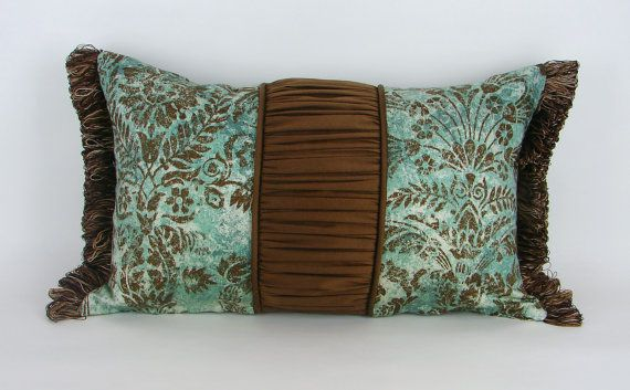 Lumbar Pillow Cover Image By Rags To Riches Pillows On Seagrass