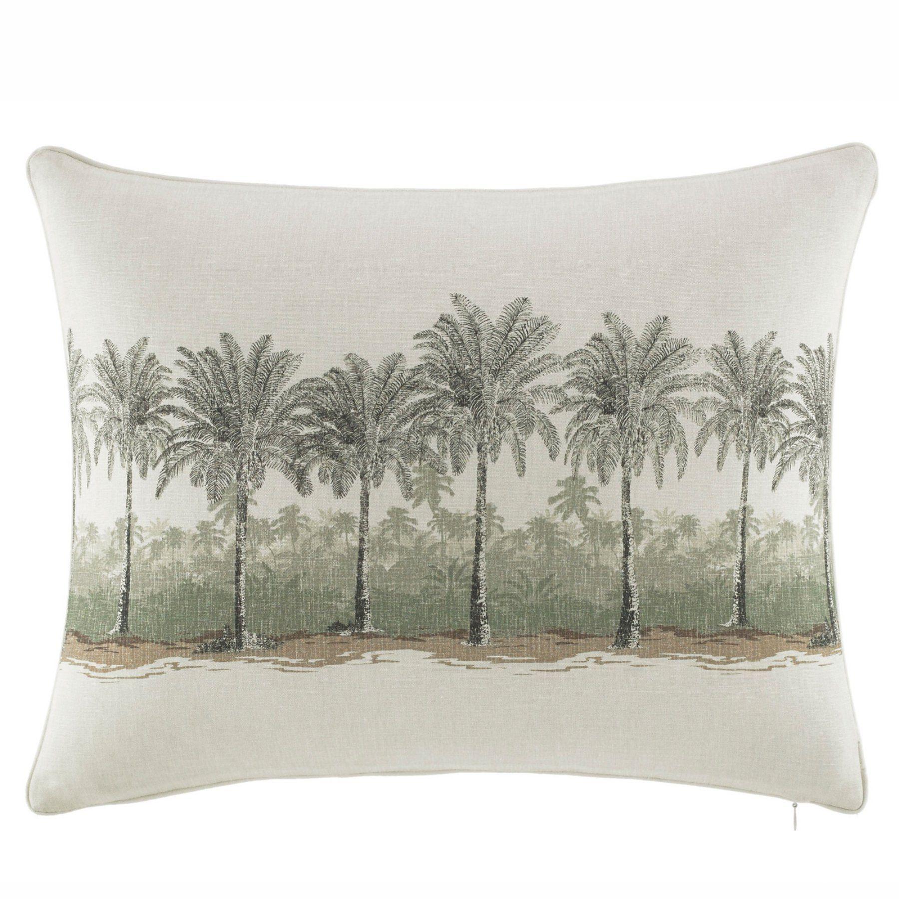 Tommy Bahama Breezer Palm Breakfast Pillow - 220210   Tommy bahama ...
