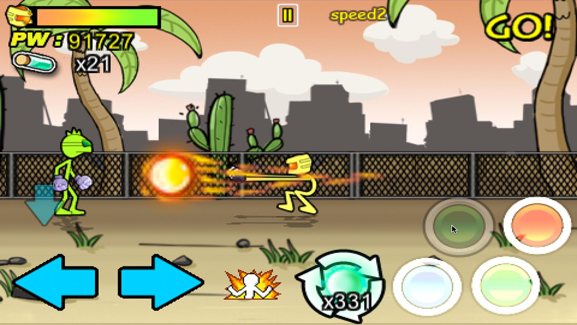 AngerOfStick3 Invasion ArcadeStrategyappsios