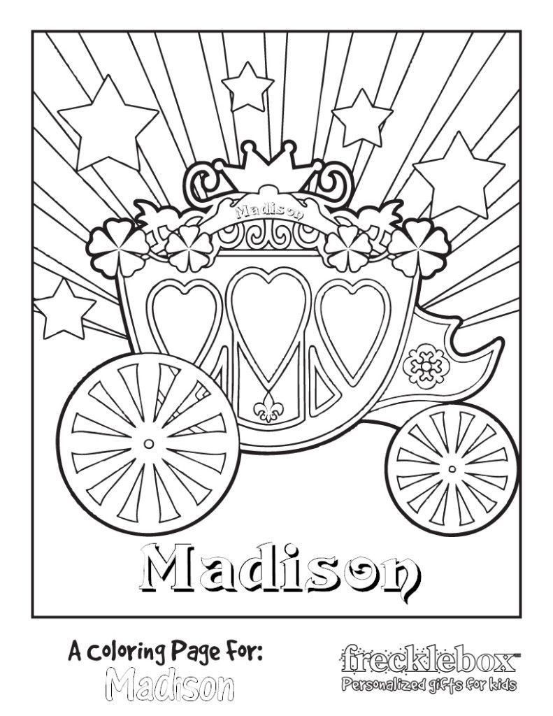 Horse And Carriage Coloring Page Youngandtae Com Cinderella Coloring Pages Horse Coloring Pages Coloring Pages