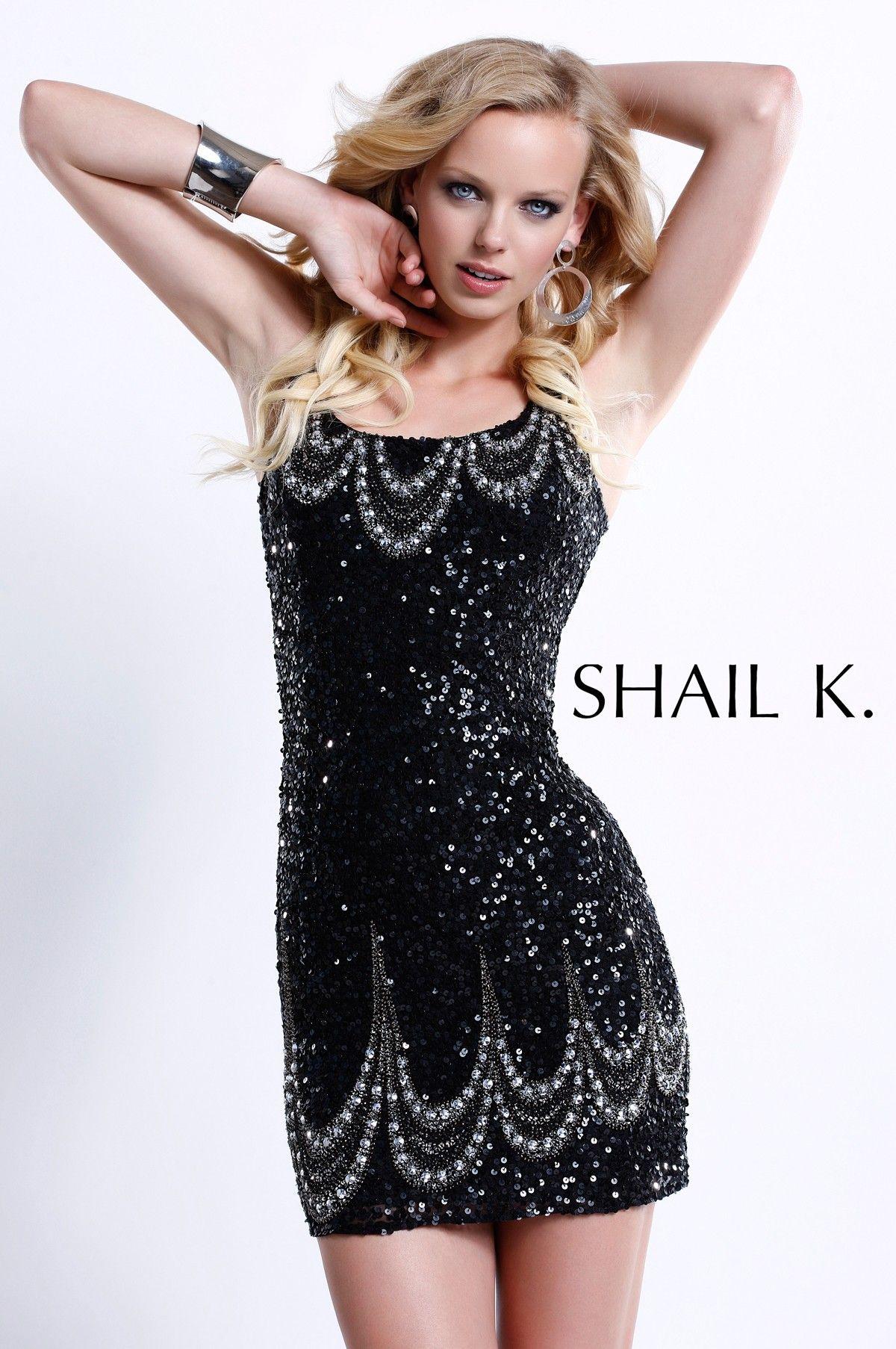 Black and Silver Cocktail Dresses | Home / Short & Cocktail dresses ...