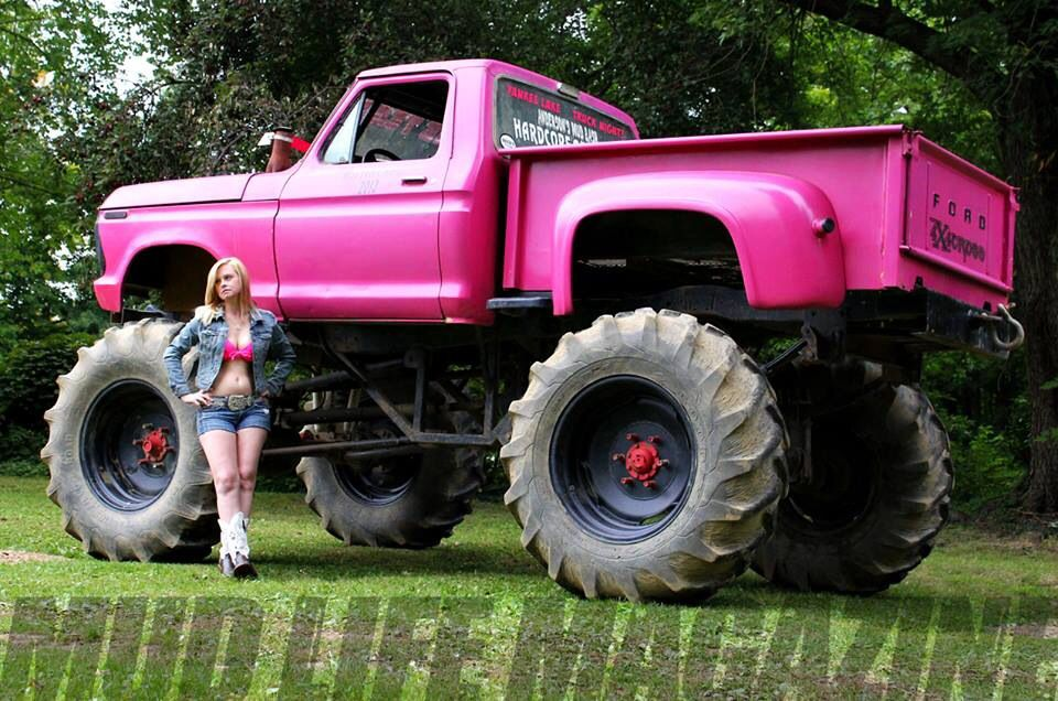 Ford mud truck | Country girl | Pinterest | Beautiful ...