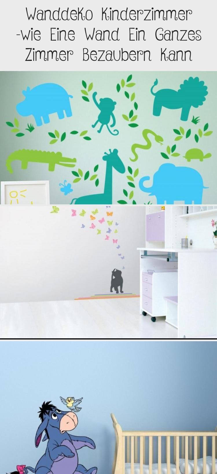 Wanddeko Kinderzimmer wie Eine Wand Ein Ganzes Zimmer