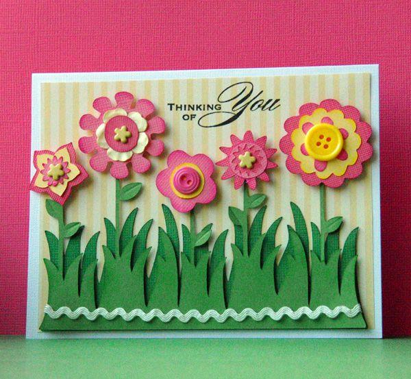 Pretty Paper, Pretty Ribbons: Fantabulous Cricut Crawl: Spring Fling