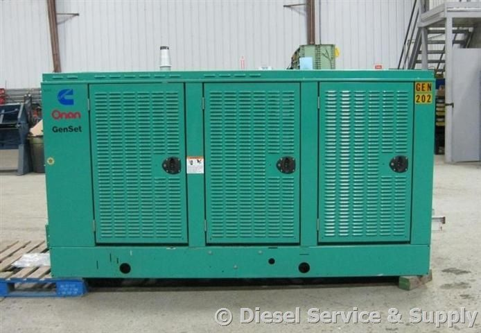 Onan 100 Kw Natural Gas Generator 480 Volt Weatherproof Enclosure Naturalgasgenerator Usedgenerator Gas Generator Natural Gas Generator Commercial Generators