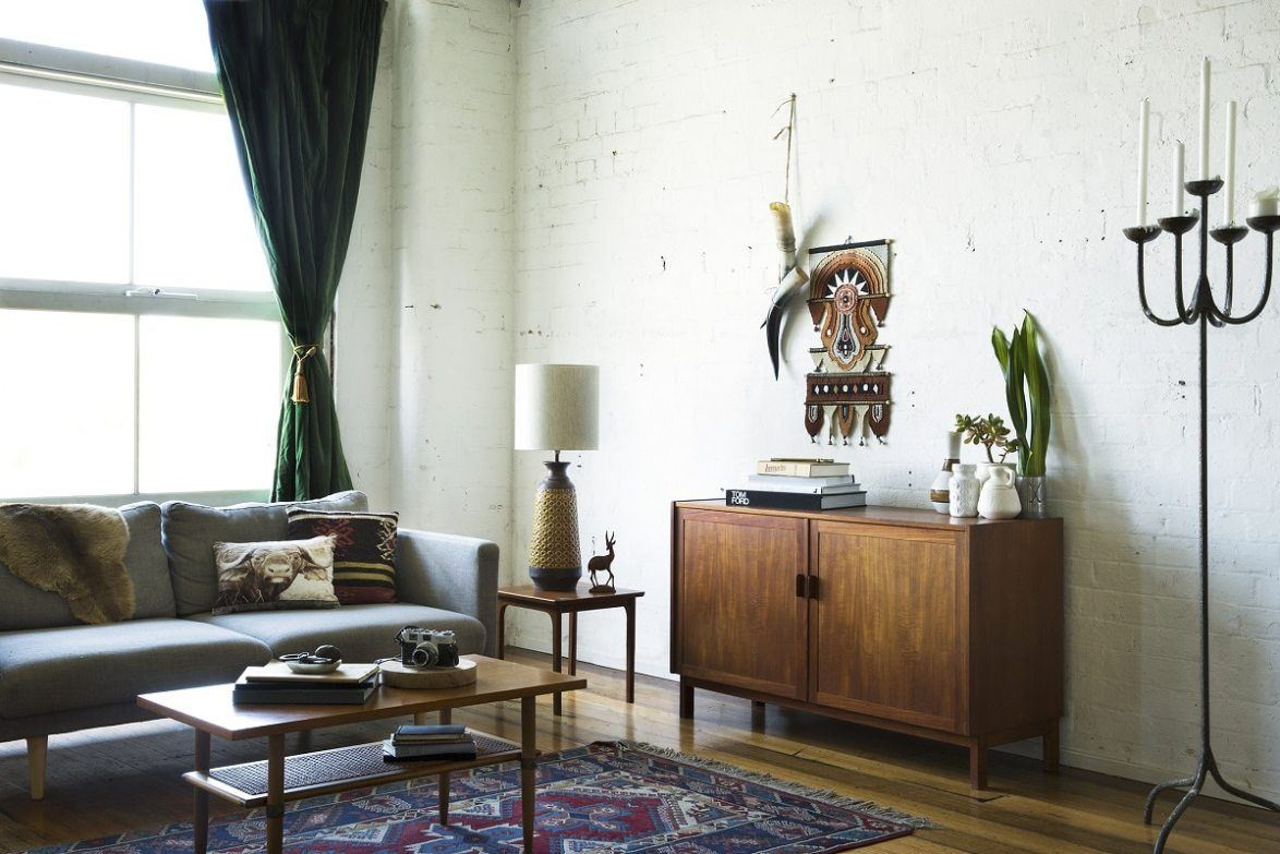 vintage homewares and furniture inspiration for your home decorating