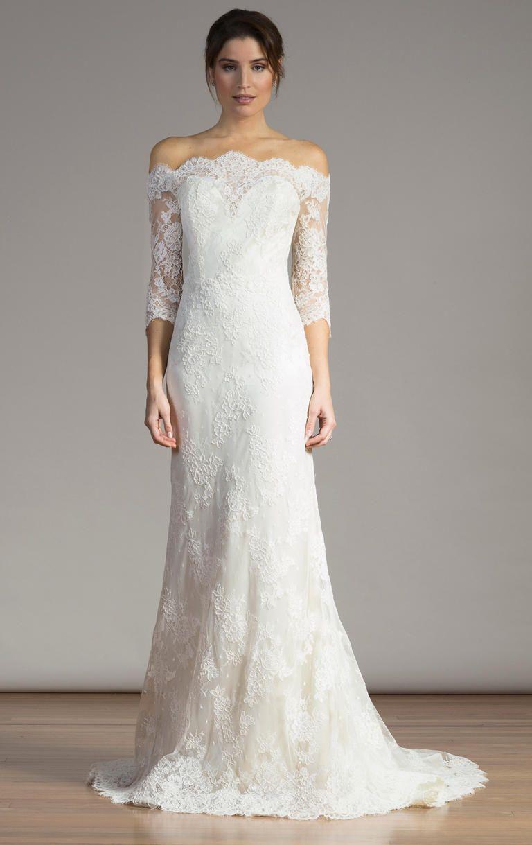 Liancarlo S Spring 2017 Wedding Dresses Have Lace For Days Spring 2017 Wedding Dresses Perfect Wedding Dress Denim Wedding Dresses